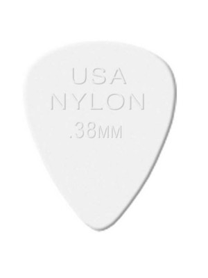 Dunlop .38mm Nylon Pick