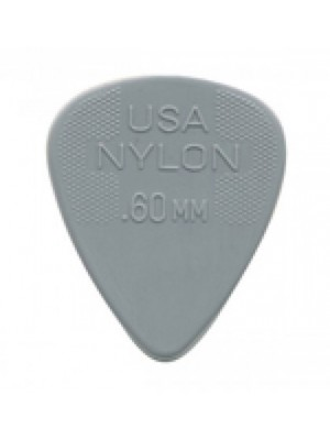 Dunlop .60mm Nylon Pick