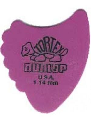 Dunlop 1.14 Tortex Fin Pick