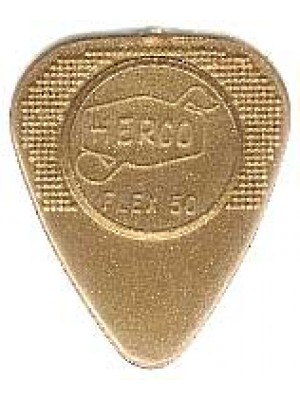 Herco Gold medium Pick
