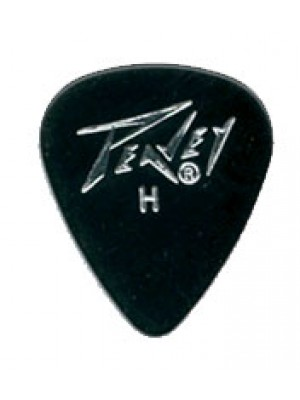 Peavey heavy black Pick