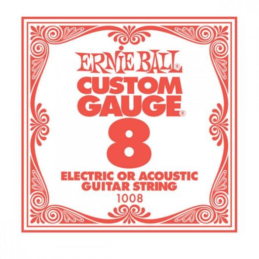 Ernie Ball .008 Plain String
