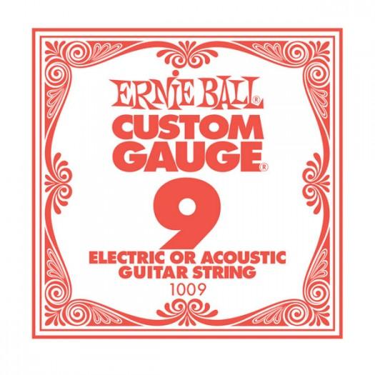 Ernie Ball .009 Plain String