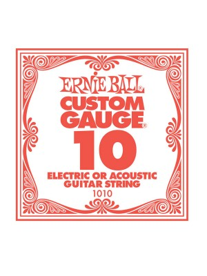 Ernie Ball .010 Plain String