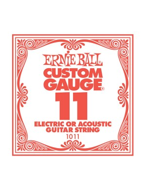 Ernie Ball .011 Plain String