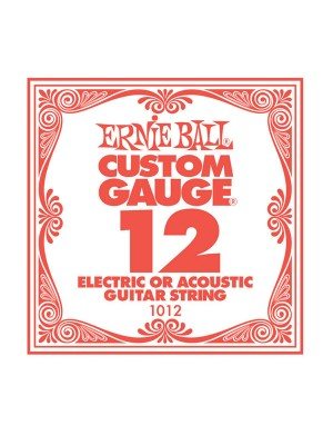 Ernie Ball .012 Plain String