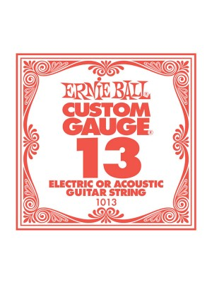 Ernie Ball .013 Plain String