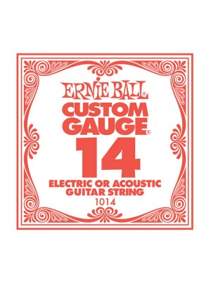 Ernie Ball .014 Plain String