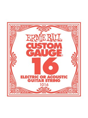 Ernie Ball .016 Plain String