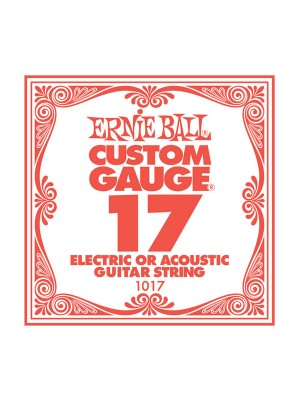 Ernie Ball .017 Plain String