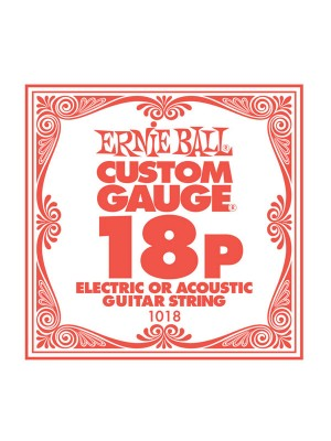 Ernie Ball .018 Plain String