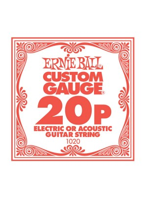Ernie Ball .020 Plain String