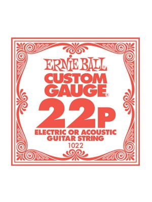 Ernie Ball .022 Plain String