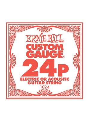 Ernie Ball .024 Plain String