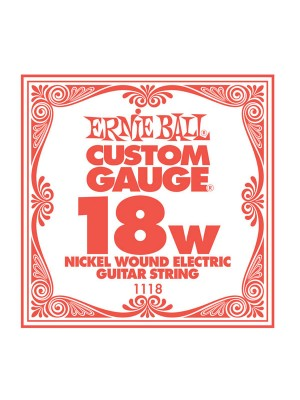 Ernie Ball .018w nickle string