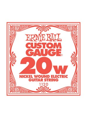 Ernie Ball .020w nickle string