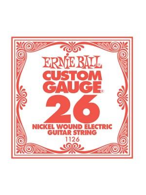 Ernie Ball .026w nickle string