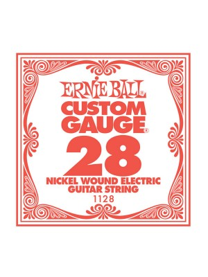 Ernie Ball .028w nickle string