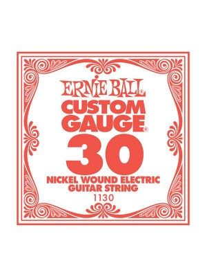 Ernie Ball .030w nickle string