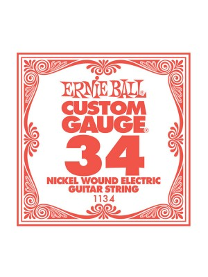 Ernie Ball .034w nickle string