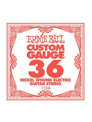Ernie Ball .036w nickle string