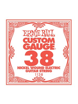 Ernie Ball .038w nickle string