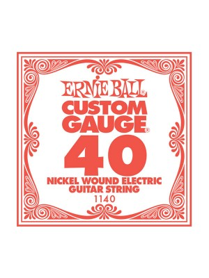 Ernie Ball .040w nickle string