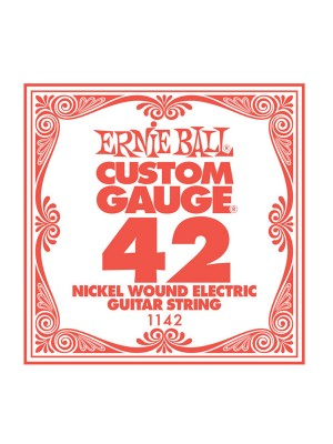Ernie Ball .042w nickle string