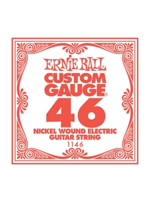 Ernie Ball .046w nickle string