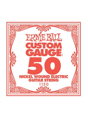 Ernie Ball .050w nickle string