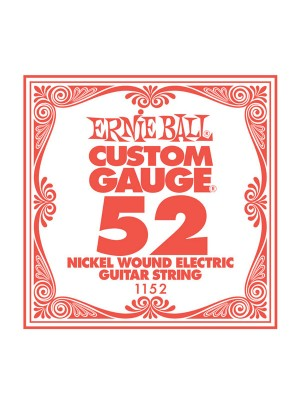 Ernie Ball .052w nickle string