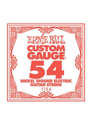 Ernie Ball .054w nickle string