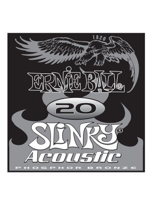 Ernie Ball 020 phosphor string