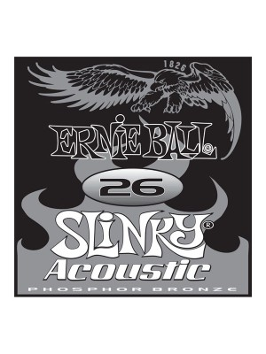 Ernie Ball 026 phosphor string