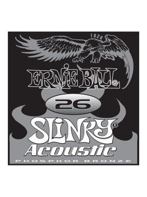 Ernie Ball 026 phosphor string
