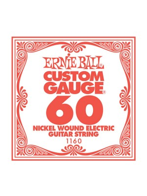 Ernie Ball .060w nickle string