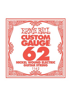 Ernie Ball .062w nickle string