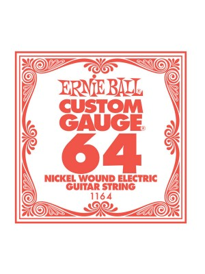 Ernie Ball .064w nickle string