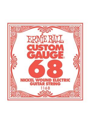 Ernie Ball .068w nickle string
