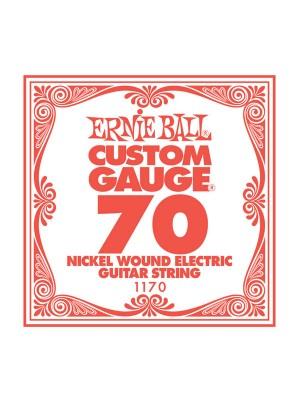 Ernie Ball .070w nickle string