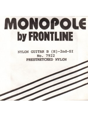 Monopole nylon 2nd String