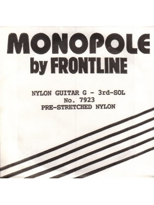 Monopole nylon 3rd String