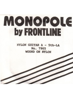 Monopole nylon 5th String