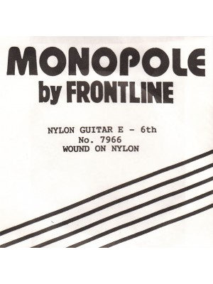 Monopole nylon 6th String