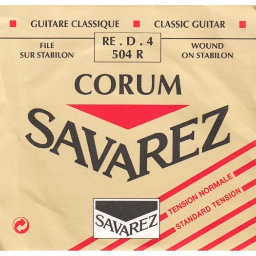 Savarez Alliance Corum 4th