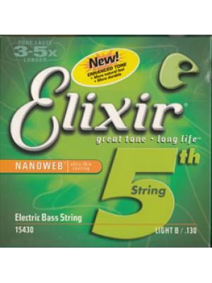 Elixir Nanoweb 130 Bass String