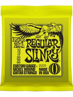 Ernie Ball Reg Slinky 10-46