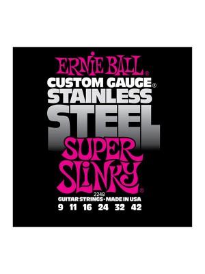 E.Ball S/Steel Sup Slinky 9-42