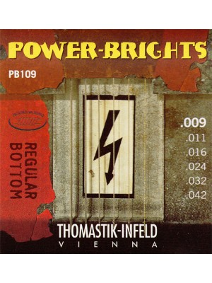 Thomastik Power Brights 9-42