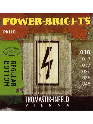 Thomastik Power Brights 10-45